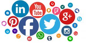 Redes sociales para tu colegio
